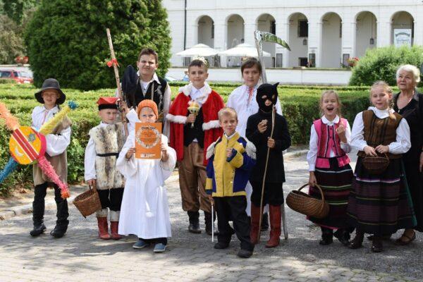 Dzięcięca Grupa Rytmiczno-Folklorystyczna