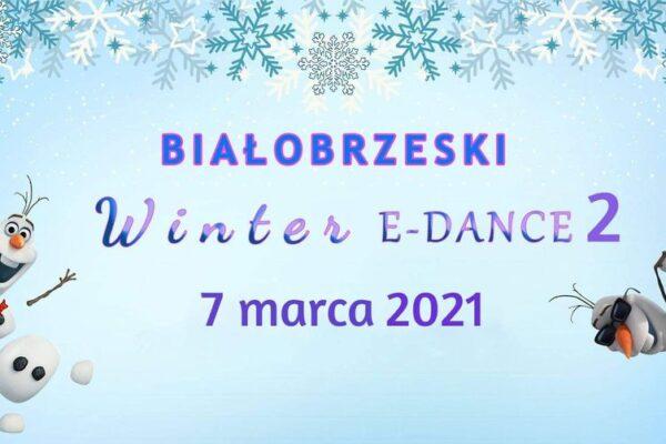 obrazek wyróżniający Białobrzeski Winter e-dance 2