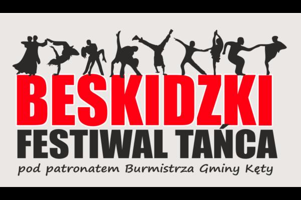 Logo Beskidzkiego Festiwalu Tańca