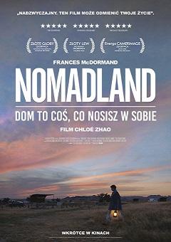 plakat nomadland