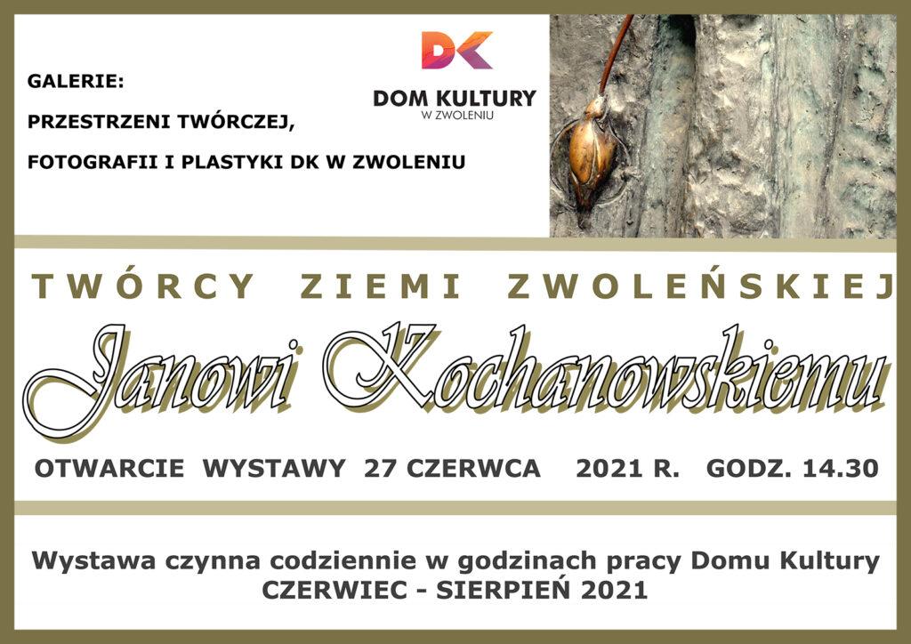 plakat wystawa Jan